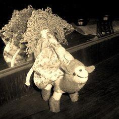 touareg / sona handmade dolls