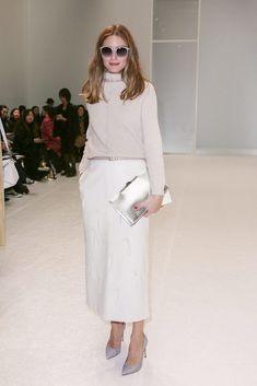 ¿Podríamos resumir el estilo de Olivia Palermo en 18 looks? Sí, se puede