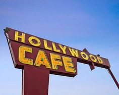 Photograph of Hollywood Cafe, Lodi, California