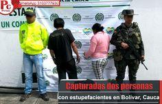 Capturadas dos personas con estupefacientes en Bolívar, Cauca [http://www.proclamadelcauca.com/2014/12/capturadas-dos-personas-con-estupefacientes-en-bolivar-cauca.html]