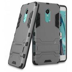 d1b818ddbf3 Luanke Drop-proof Phone Stand Back Case for Xiaomi Redmi Note 4X