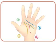 great beginner tutorial- How to Read Palm Lines: 8 steps (with pictures) - wikiHow