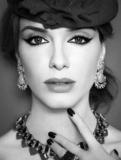 Christina Hendricks #celebrities