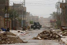 Fallujah Lies In Ruins As Haider al-Abadi Claims 'Victory'