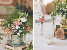 149-Hochzeitsdeko boho vintage Anmut & Sinn
