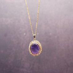 1pcs FASHION MAKE A WISH Pearl Colliers Bagues Boucles d/'oreilles Set Cadeau Violet Case