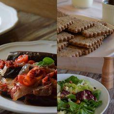 Παρασκευή σήμερα, ξέρω πως το περιμένεις! Έτοιμο λοιπόν το εβδομαδιαίο μενού! Θα το βρεις στο limk στο προφίλ μου  #miss_healthy_living_gr #healthyfoodshare #healthyrecipe #healthyme #eatrealfood  #foodblogger #greekfoodblogger #healthyfoodblogger #greekbloggerscommunity #foodie #greekfoodie #lifokitchen #buzzfeedfood #greekfoodporn #instapic #eatwell #eatinghealthy #foodisfuel #eatstagram #athensfood #shapemaggr #momblogger #greekmomblogger #mombloggergr #foodblogfeed @tastevoice… Dessert, Foodblogger, Tacos, Mexican, Dinner, Ethnic Recipes, Dining, Deserts, Food Dinners