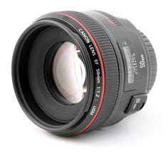 Canon Objectif EF 50 mm f/1,2L USM Série L Autofocus rapide et silencieux Traitement lentille Super Spectra: Amazon.fr: Photo & Caméscopes