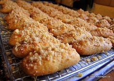 Melomacarona / Greek Honey/Walnut Cookies Recipe (Kalofagas)