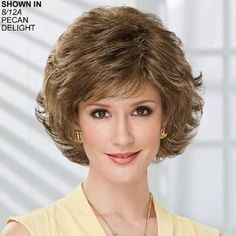 Color Me Exquisite WhisperLite® Wig by Paula Young®