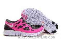 http://www.nikejordanclub.com/nike-free-run-2-womens-pink-black-shoes-ybptg.html NIKE FREE RUN 2 WOMENS PINK BLACK SHOES YBPTG Only $72.00 , Free Shipping!