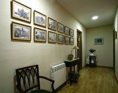 decoracin de pasillos