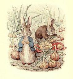 """Beatrix Potter/ """"Perico el conejo"""""""