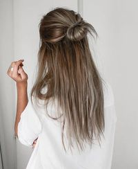 Knotted hairstyles 2016 |