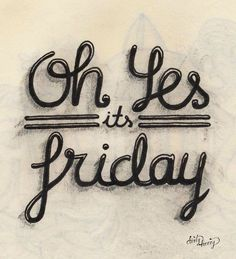 Oh yes, its friday -www.dirtyharry.es