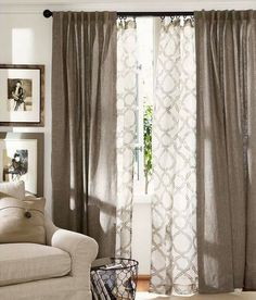 Master Bedroom Curtains thursday's tips & tricks: how to hang curtains | hang curtains
