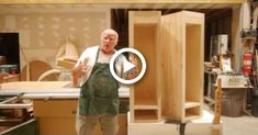 DIY - How To Build A Cabinet Box Part One #craft