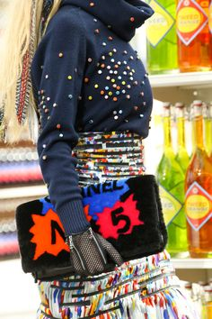 Chanel bag Fall 2014 Ready-to-Wear collection