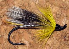 Silver Cosseboom - Newfoundland Salmon Fly - TackleKitz Outfitter