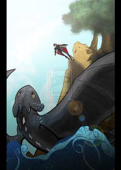 How to Train your Dragon 2 by BCrossZero.deviantart.com on @deviantART