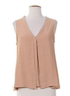 Chemises femme de couleur rose en soldes pas cher - Modz Tops, Women, Fashion, Pink Color, Chemises, Woman Clothing, Moda, Women's, La Mode
