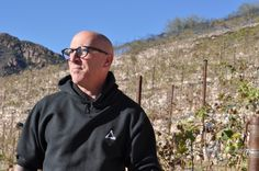 "Growing Arizona Wine with Maynard James Keenan Maynard James Keenan in his Judith Vineyard, Jerome, Arizona, November 2014 ""No one knows if Nebbiolo works here, so why not just try it?"