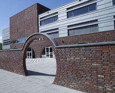 Hektiek, strengpers WF Schouterden, Basisschool Bonifacius, Alphen a/d Rijn