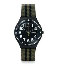 THE CAPT (YGB7001) - Swatch United Kingdom - Swatch Watches