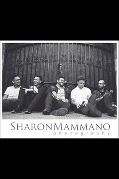 Band Portraits  (Sharon Mammano Photography)