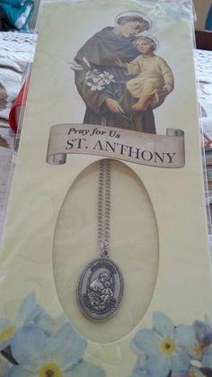 Saint Anthony Of Padua, Pray For Us, Anton, Saints, Frame, Picture Frame, Frames