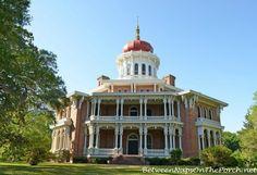 Tour Longwood Plantation in Natchez Mississippi