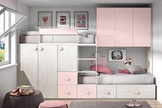¿Quieres compartir habitación con tu herman@? Define en una sola palabra tu litera ideal, y lo hacemos realidad.