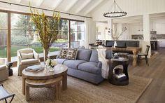 Уютная роскошь дома в Калифорнии