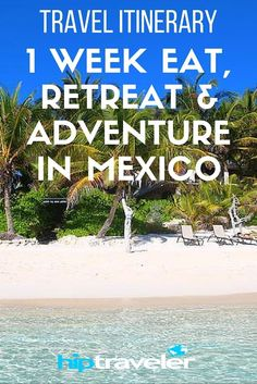 Eat Retreat & Adventure Week In Tulum, Mexico | Join Us At Casa De Las Olas In Tulum, Mexico For A Unique 7 Night, 8 Day Escape Personally Created For Nature-loving Foodies! | Hip Traveler Travel Guides::