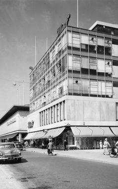Brandgrens Was, Rotterdam, Building, Kunst, Buildings, Construction