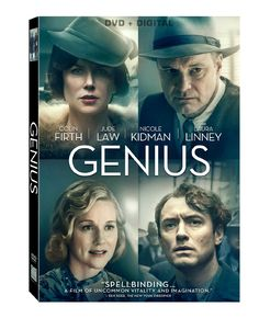 Nicole Kidman and Colin Firth star in this stirring drama about the friendship between Thomas Wolfe and editor Maxwell Perkins (who discovered F. Scott Fitzgerald and Ernest Hemingway). Movies Must See, Good Movies To Watch, Great Movies, Beau Film, Netflix Movies, Movies Online, Love Movie, Movie Tv, Movies Showing