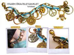 Spring Charm Bracelet/Anklet
