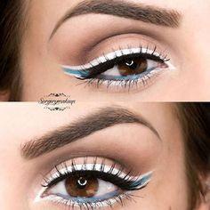 WEBSTA @ makeupaddictioncosmetics - #MakeupAddictionBrushes Slayed this look @surgerymakeupofficial ⭐️⭐️⭐️⭐️⭐️ Sassy Lady lashes used too‼️ 👏🏼👏🏼#MakeupAddictionCosmetics