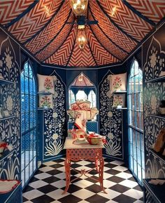 Where india and italy meet indian interiors, shop interiors, moroccan desig Home Design, Home Interior Design, Interior And Exterior, Interior Decorating, Tent Design, Architecture Restaurant, Restaurant Design, Interior Architecture, Tent Room