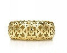 Tiffany  Co Outlet Gold Ring
