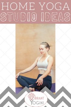 Home Yoga Studio Decor | Home Yoga Studio Ideas | Home Yoga Studio | Home Yoga Space| Home Yoga Room | Home Yoga Area | Home Yoga Corner | Home Yoga Gym | Home Yoga Setup| #yogastudio #yoga #homeyoga #studiodecor #yogaroom #yogadecor #yogaequipment #decor | VIBRANTYOGINI.com