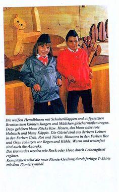https://flic.kr/p/RC2cbs | DDR Pionierbekleidung für Thälmannpioniere,Freie-Deutsche-Jugend,FDJ,DDR Kinder,DDR Pioniere,Jungpioniere