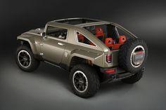 Sport Cars: 2008 Hummer HX Concept Beautiful Car