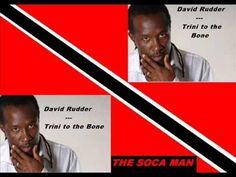 David Rudder - Trini To De Bone [SOCA] Trinidad Und Tobago, Soca Music, West Indian, Album Releases, Island Life, Music Lovers, Reggae, Of My Life, Twins