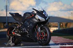 Honda CBR1000 Endurance - Team FMA Assurances
