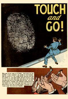 My latest imPrint: 20+ splash pages of Ray Bradbury's 1950s EC horror and sci-fi comics...
