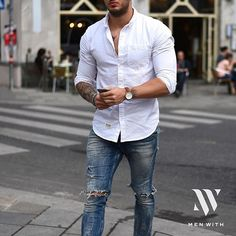 Great photo of our friend @philippegazarstyle #menwithstreetstyle
