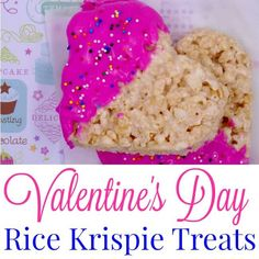 As my daughter gets older she wants to help out in the kitchen more often.  I love having her help out and easy no bake recipes are the perfect thing  for kids who want to start cooking. And rice krispie treats are so simple  to make - there's barely any supervision involved.  And because this is such an easy recipe - there are so many varieties and  ways to change up the usual treats. Dip them in chocolate, switch out the  cereal for another kind, add some peanut butter - there are reall...