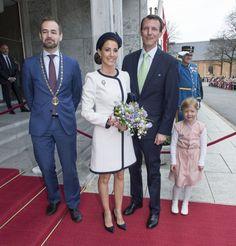 GALLERY: Queen Margrethe celebrated in Aarhus | Royalista