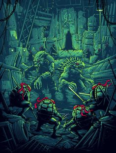 The Secret of the Ooze #TMNTII
